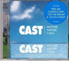 (DX243) Cast, Mother Nature Calls - 1997 double CD