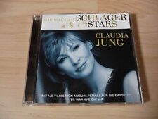 CD Claudia Jung - Schlager & Stars - 19 Songs