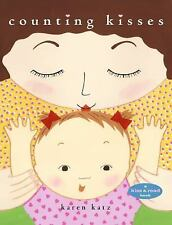 Counting Kisses by Karen Katz (2001, Picture Book)