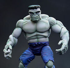 HULK • FIRST APPEARANCE (GREY) • C8-9 • MARVEL LEGENDS GALACTUS SERIES