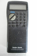 RADIO SHACK PROGRAMMABLE SCANNER................RADIO_TRADER_IRELAND.