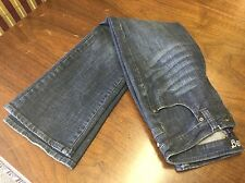 Jag Size 10P x 29 Mid Rise Boot Cut Stretch Denim Jeans Western Glove Works