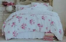 Simply Shabby Chic Sunbleached Floral Duvet Cover Shams Set ~ NEW Full/Qn 3 Pc