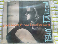 Billy Falcon ‎– Power Windows  PolyGram ‎– 866 011-2 3 track  CD Single