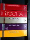 3 x Schwarzkopf Igora Royal Permanent Hair Color 60ml(Any Color)