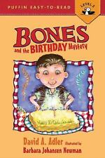 Bones: Bones and the Birthday Mystery No. 5 by David A. Adler (2009, Paperback)