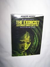 The Exorcist (DVD 2010, Extended Directors Cut) Linda Blair, Max Von Sydow; New