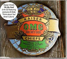 KAISER CHIEFS - OH MY GOD - CD SINGLE - MINT