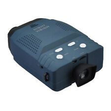 Night Vision Monocular, Blue-infrared Illuminator Records Video and picture USA