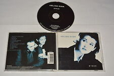 CELINE DION - D'EUX - MUSIC CD RELEASE YEAR:1996 FRENCH