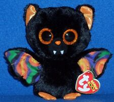 TY BEANIE BOOS - SCAREM the BAT - MINT with MINT TAGS