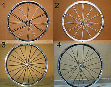 "Road bike wheel 700c , 28 "" clincher Wheelset  Shimano / JoeTech hub - custom"