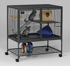 MIDWEST CRITTER NATION SINGLE UNIT. CHINCHILLA CAGE, FERRET CAGE. GUINEA PIG
