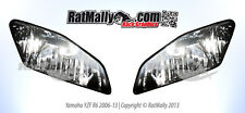 WORLD SUPERBIKE STYLE HEADLIGHT STICKERS - YAMAHA YZF R6 06-12 - RACE GRAPHICS
