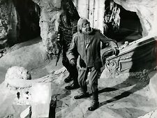 JAMES GREGORY MAURICE EVANS BENEATH THE PLANET OF THE APES 1970 PHOTO ORIGINAL 8
