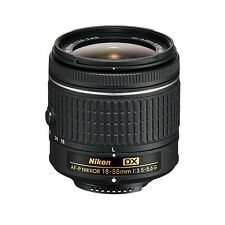 Nikon 18-55mm f/3.5-5.6G AF-P DX Nikkor Zoom Lens BRAND NEW