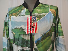 Lot of 5 Vintage 80s PRIDE Golf Pebble Beach Augusta Tyvek S Jacket Windbreaker