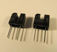 10 Stück - Gabellichtschranke H22A3 - GE - 3mm Slot - Optical Sensor