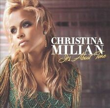 It's About Time - Christina Milian (CD, Jun-2004) FAST SHIP