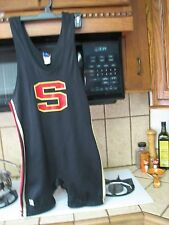 Segerstrom High School Santa Ana wrestling team singlet men's large