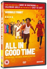 Amara Karan, Reece Ritchie-All in Good Time  DVD NUOVO