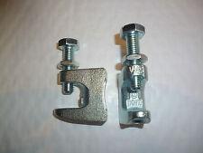 TKN M10 BEAM CLAMP G CLAMP X 2