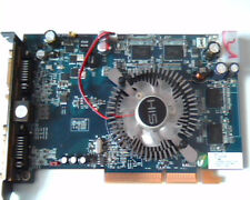 AGP card HIS 512MB 0RG1-22-B RG1G0200N 08052-058 LF0906B H26XF512M DVI Video