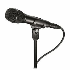 Audio-Technica AT2010  Live Vocals Cardioid Condenser Handheld Microphone 2DAY S