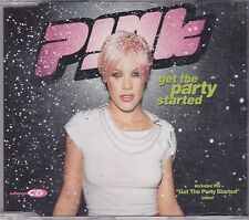 Pink-Get The Party Started cd maxi single incl video