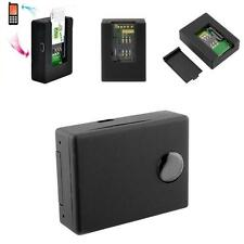 New Mini N9 GSM SIM Card Tracker 2-Way Auto Answer & Dial Voice Monitor Spy