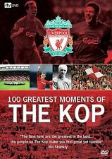 VGC 100 Greatest Moments  of the Kop (DVD) Liverpool FC One Hundred - LFC