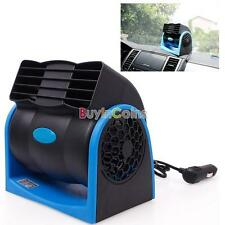 Pretty DC 12V Car Vehicle Truck Cooling Air Fan Speed Adjustable Silent Cooler