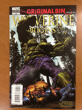 WOLVERINE ORIGINS #28 SECOND PRINTING VARIANT-- Mike Deodato cover (RARE!)