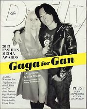 The Daily Front Row September 2013 Lady Gaga VG 070716DBE