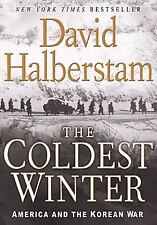 Coldest Winter, The: America and the Korean War-ExLibrary
