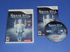 Silent Hill Shattered Memories (Nintendo Wii & Wii U) Rated M Mature horror game