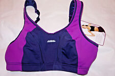 NWT Shock Absorber B4490 Support level 4 Sports bra UK 30D