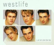 Westlife I lay my love on you (2001) [Maxi-CD]