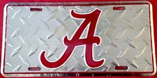 ALABAMA CRIMSON TIDE CAR TRUCK TAG ROLL TIDE BAMA  LICENSE PLATE
