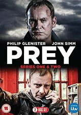 PREY Stagioni 1-2 Serie Complete 2xDVD in Inglese NEW .cp