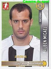 369 RUBEN MICAEL PORTUGAL Shijiazhuang Ever Bright STICKER FUTEBOL 2009 PANINI