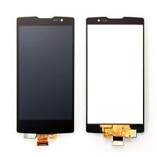 Black LCD Digitizer Touch Screen Assembly For LG Spirit H442 H440 H420 C70