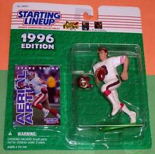 1996 STEVE YOUNG San Francisco 49ers - low s/h - forty-niners Starting Lineup