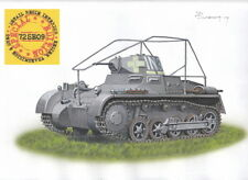 Attack AT72se09 1/72 WWII German PzKpfW IA
