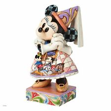Disney Traditions 4038497 Princess Minnie Mouse by Jim Shore NEW  21499