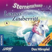 Sternenschweif - Folge 4: Lauras Zauberritt - CD