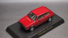 Kyosho 1/64 VolksWagen Minicar Collection Golf GTi Red New