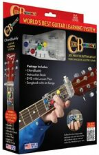 Learn To Play Guitar - FastChordBuddy Guitar Learning System and Practice Aid
