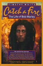 BOB MARLEY  Catch A Fire  large paperback book