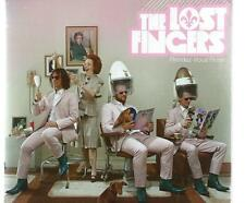 CD album - THE LOST FINGERS - RENDEZ-VOUS ROSE   ( X X X )
